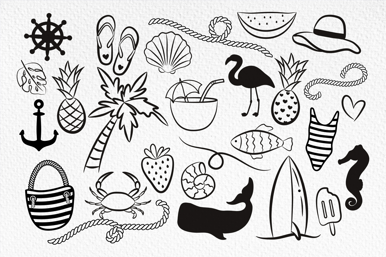 Sea Story + Bonus Doodles example image 6