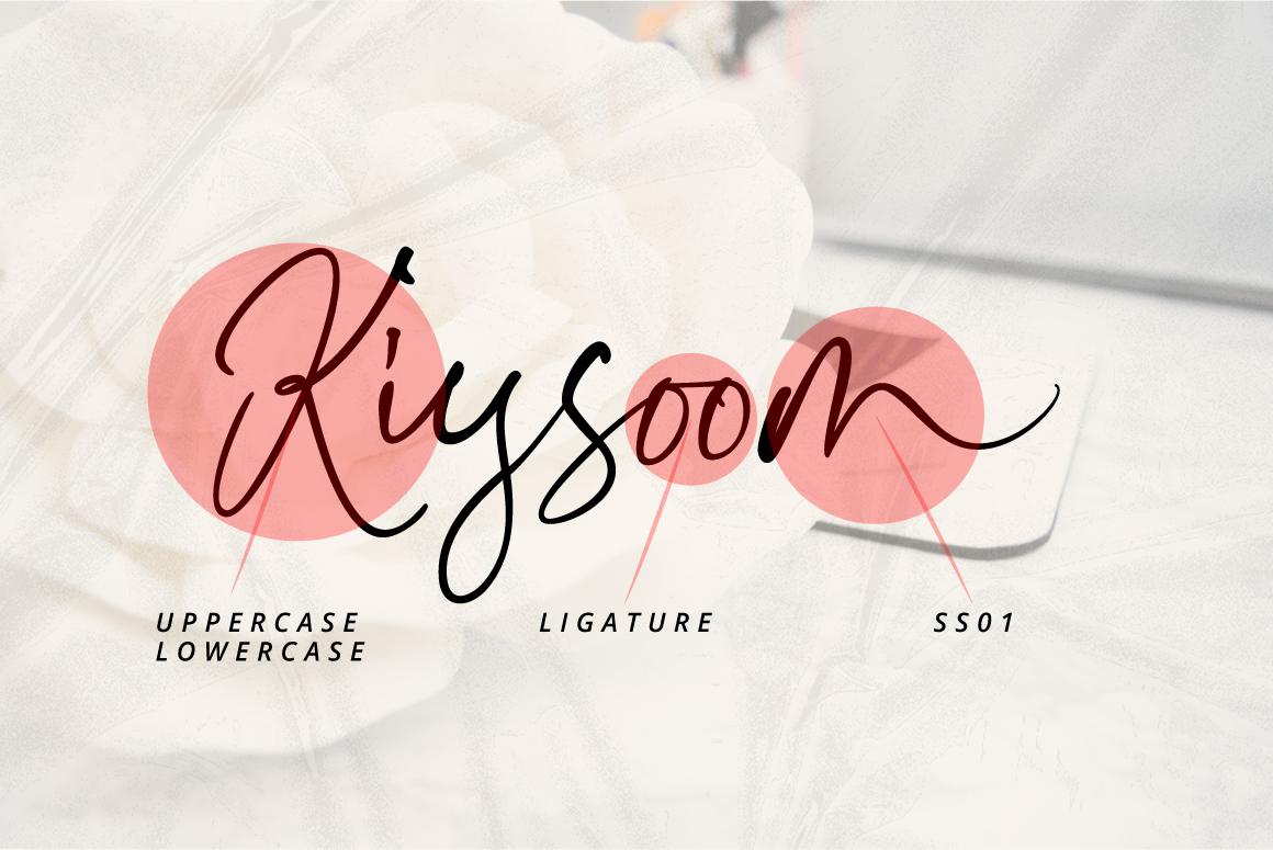 Kiysoom Signature! example image 4