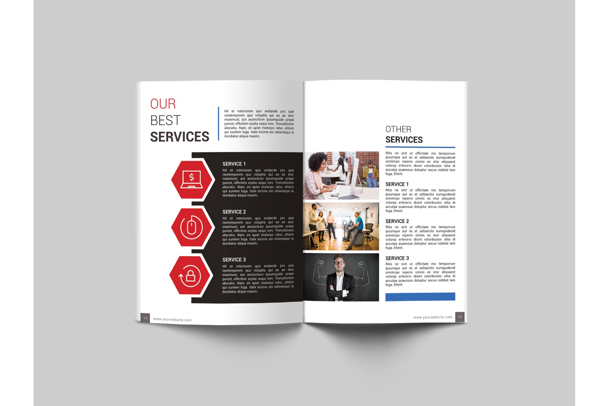 Company Profile example image 8