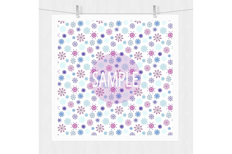 Frozen Digital Paper  example image 4