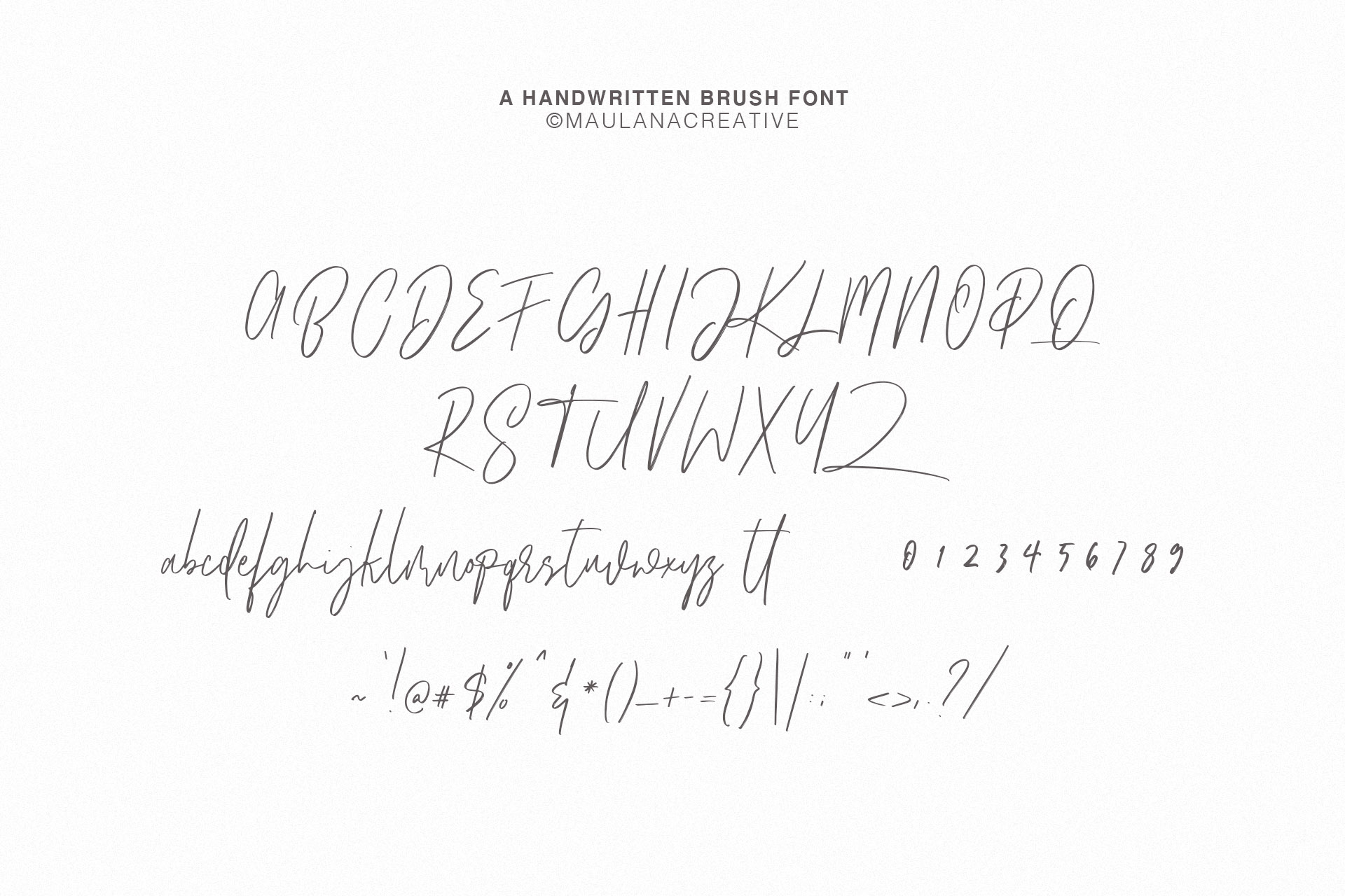 Whyteover Typeface example image 9