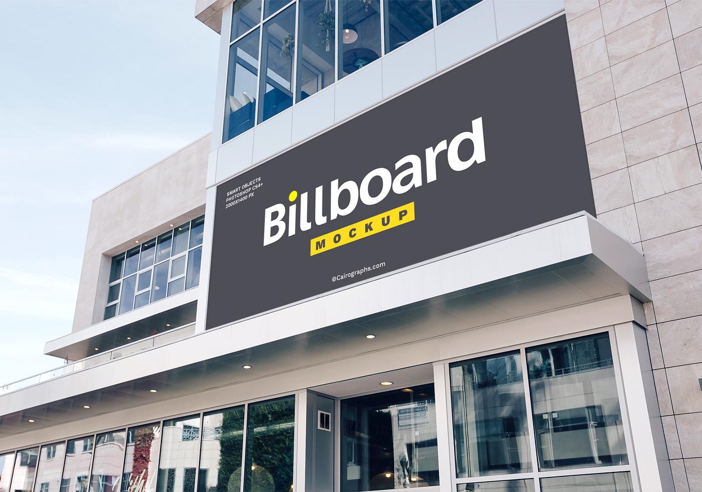 Billboards Mockups example image 6