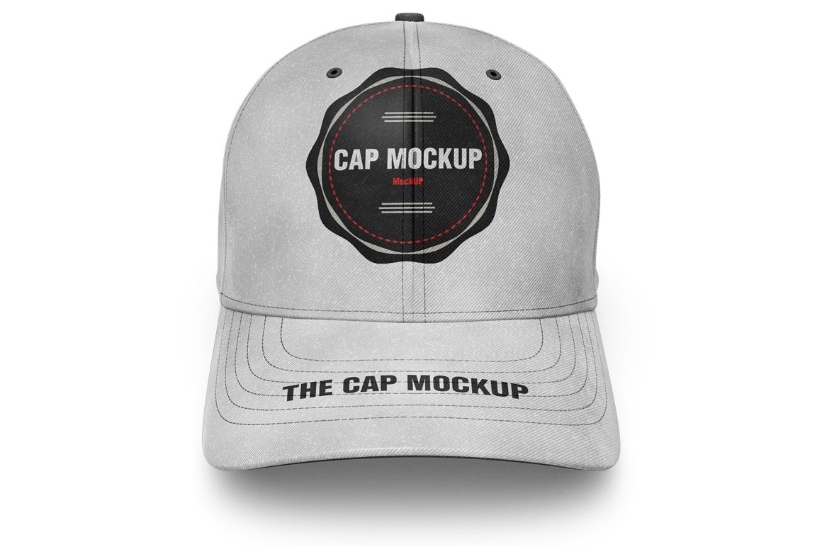 Cap Mockup example image 15