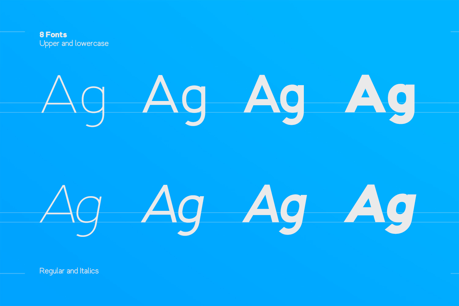 Brada - A Powerful Sans Font Family example image 10