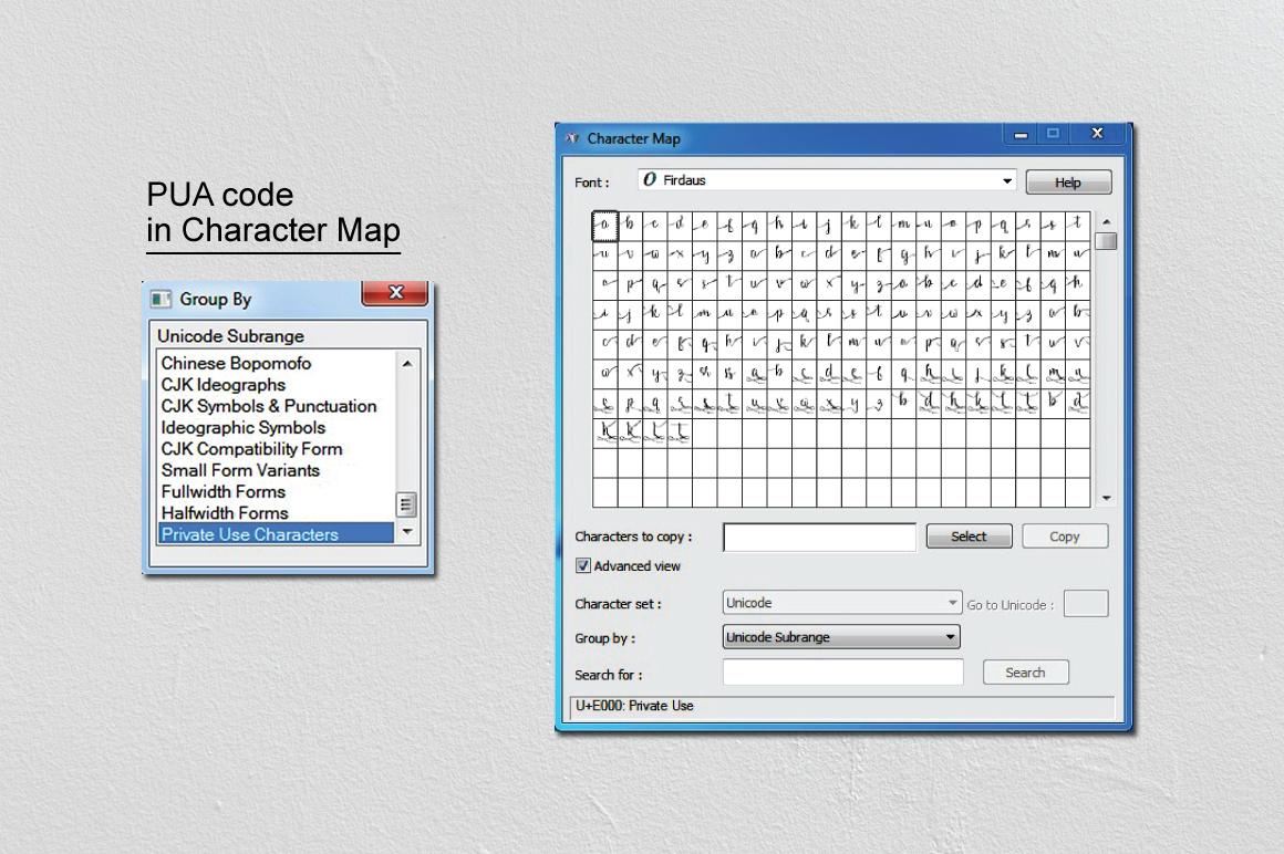 Update Firdaus Italic example image 16