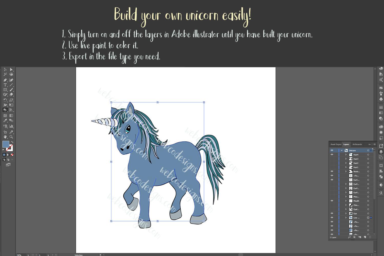 Unicorn Kit example image 5