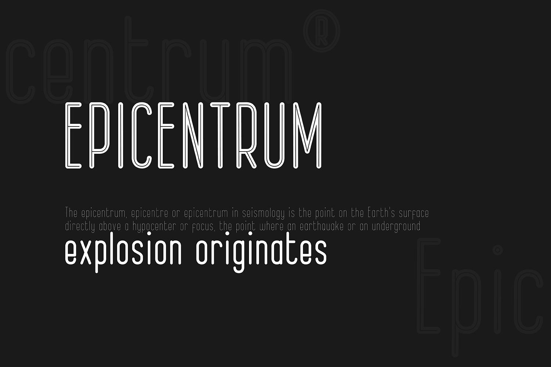 Epicentrum example image 6