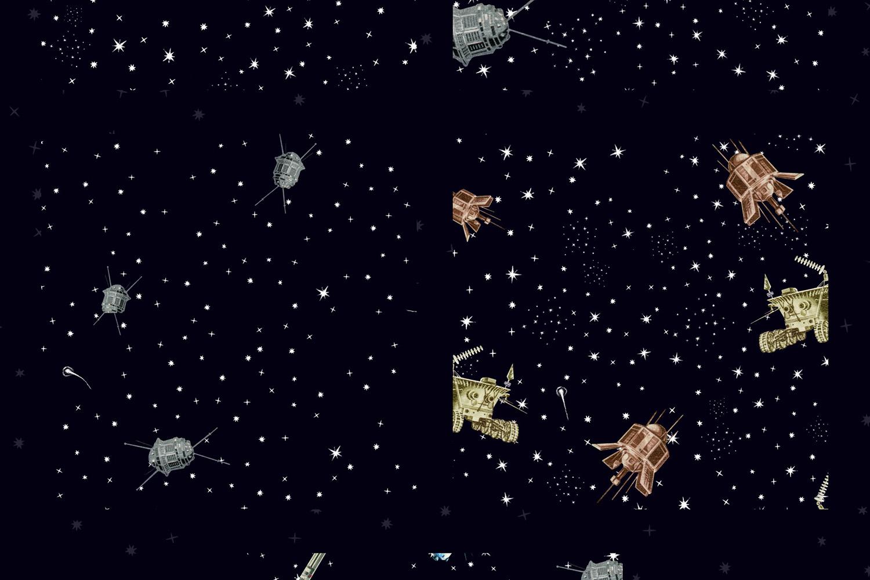 Gagarin - Patterns & Illustrations example image 12