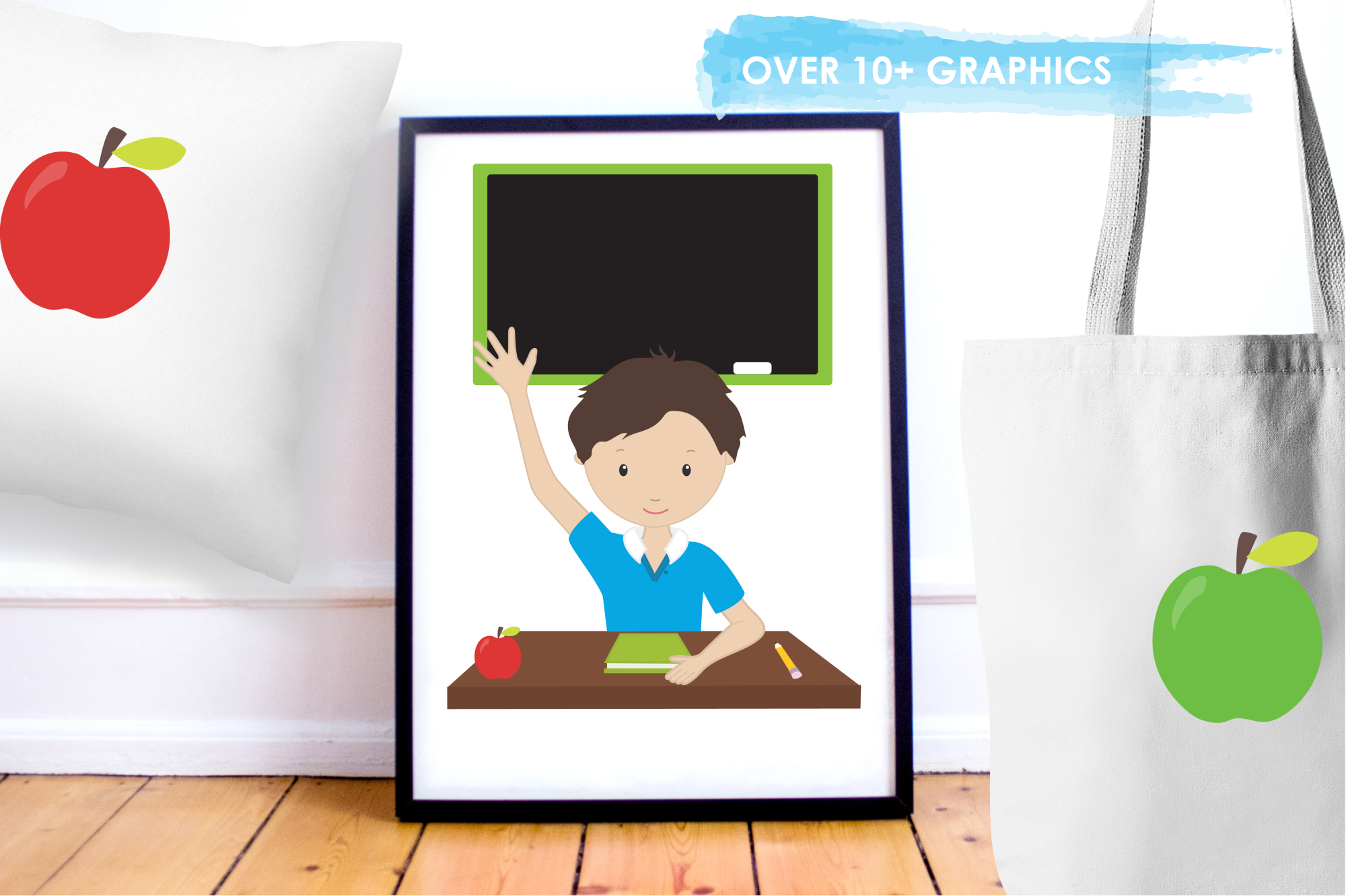 Classroom Fun graphics and illustrations example image 5
