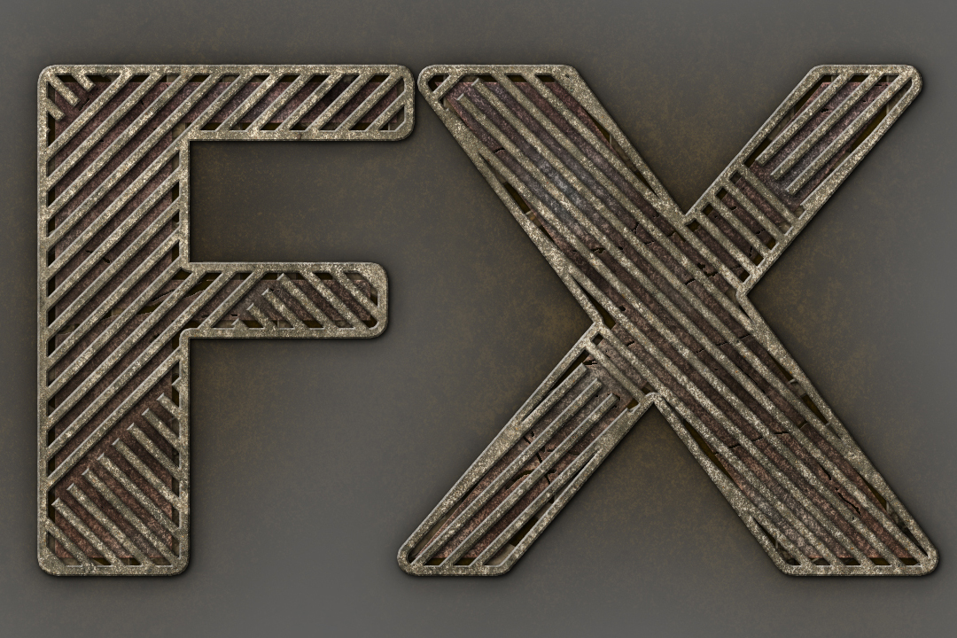 Dungeon TextFX example image 2