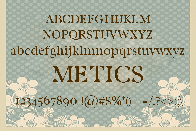 150 Premium Vintage Fonts example image 27