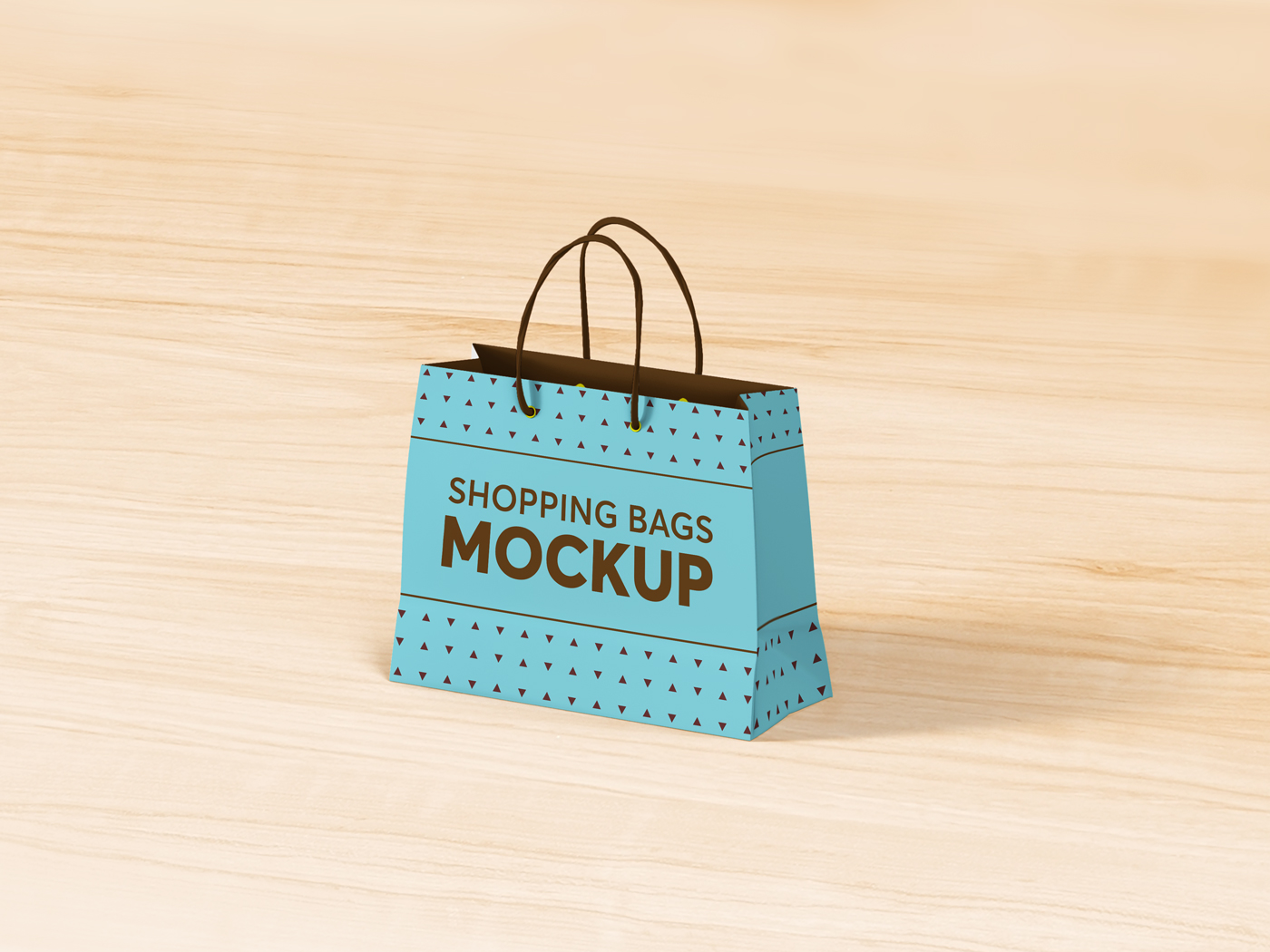 Shopping Bag Mockups V2 example image 14