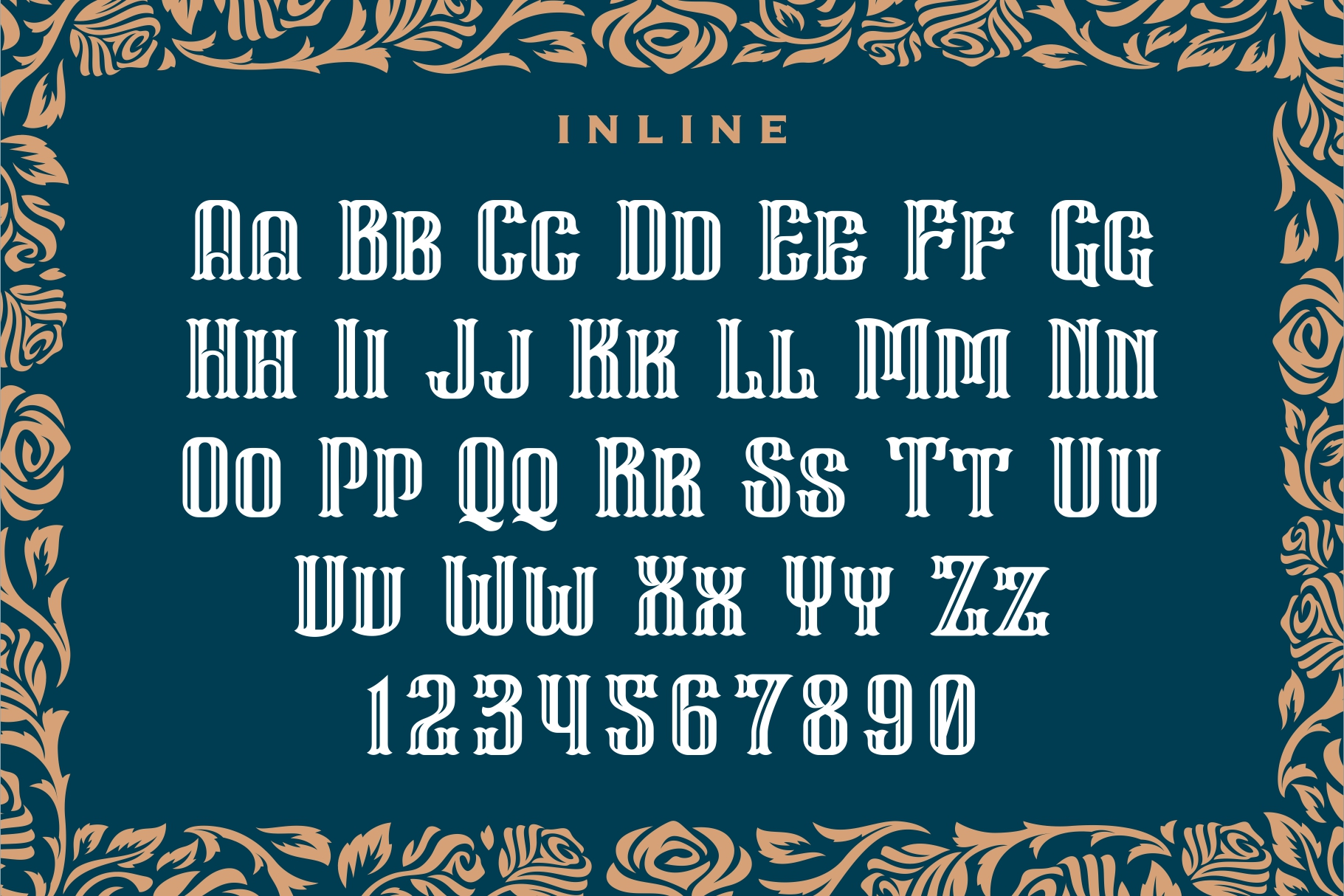 Wall Axe Font example image 2
