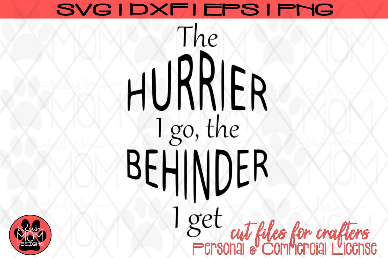 The Hurrier I Go The Behinder I Get - Alice in Wonderland example image 2