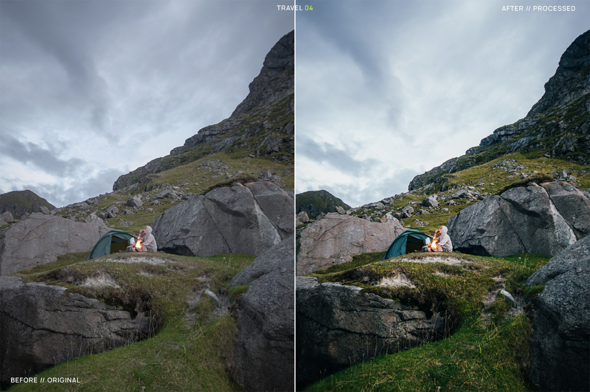 25 Travel Presets for Lightroom example image 6