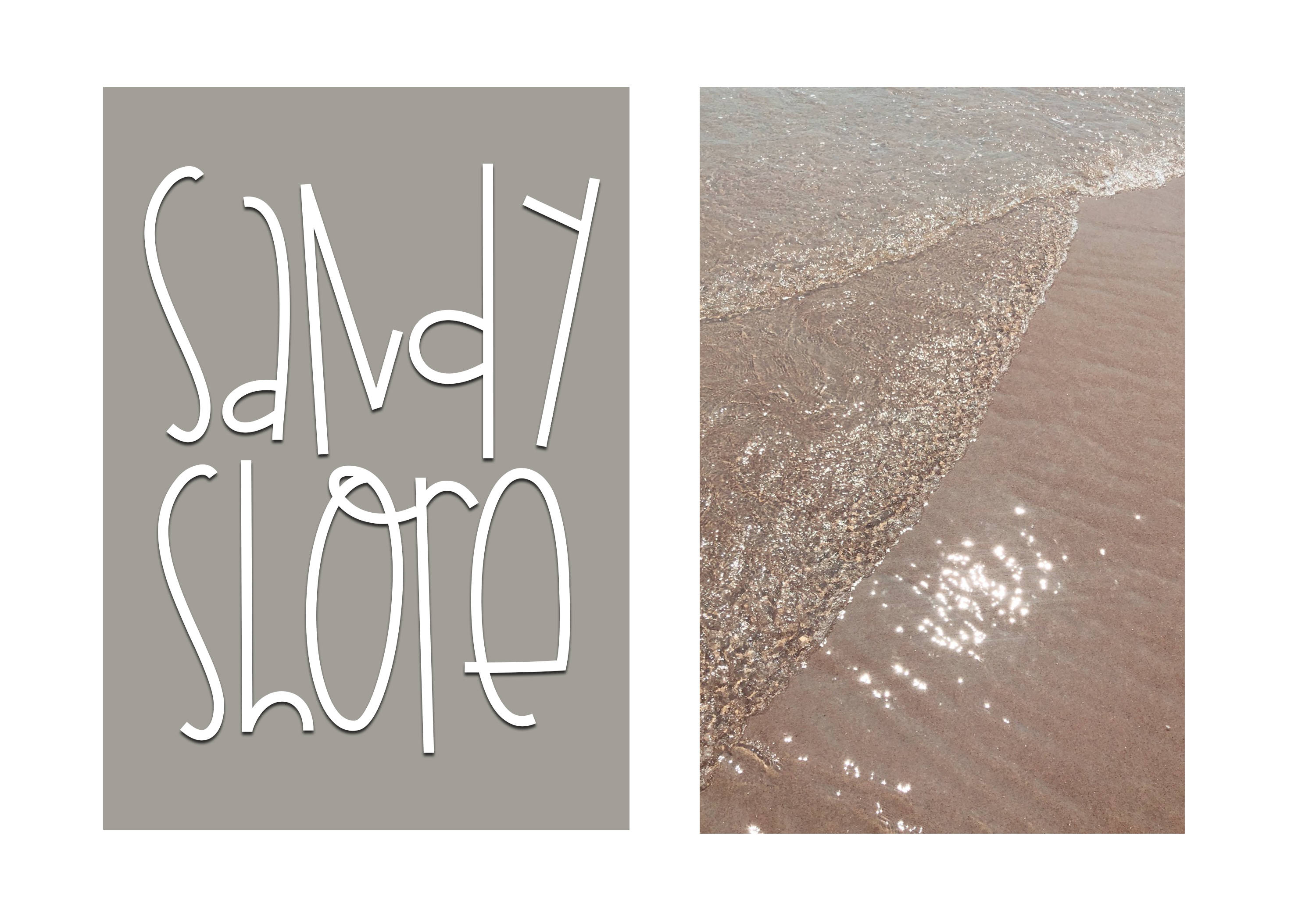Beach Shop - A Quirky Handwritten Font example image 4