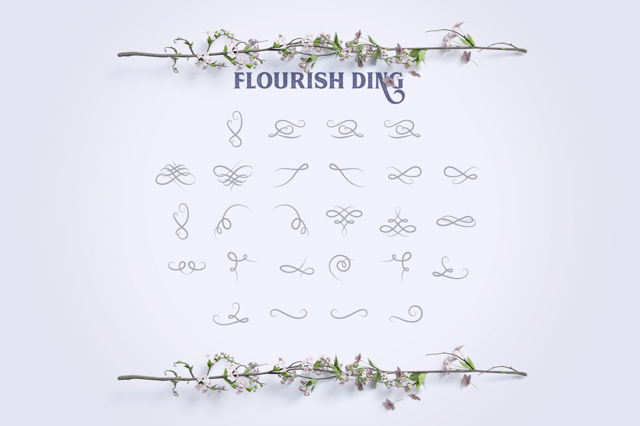 Flourish Ding example image 6