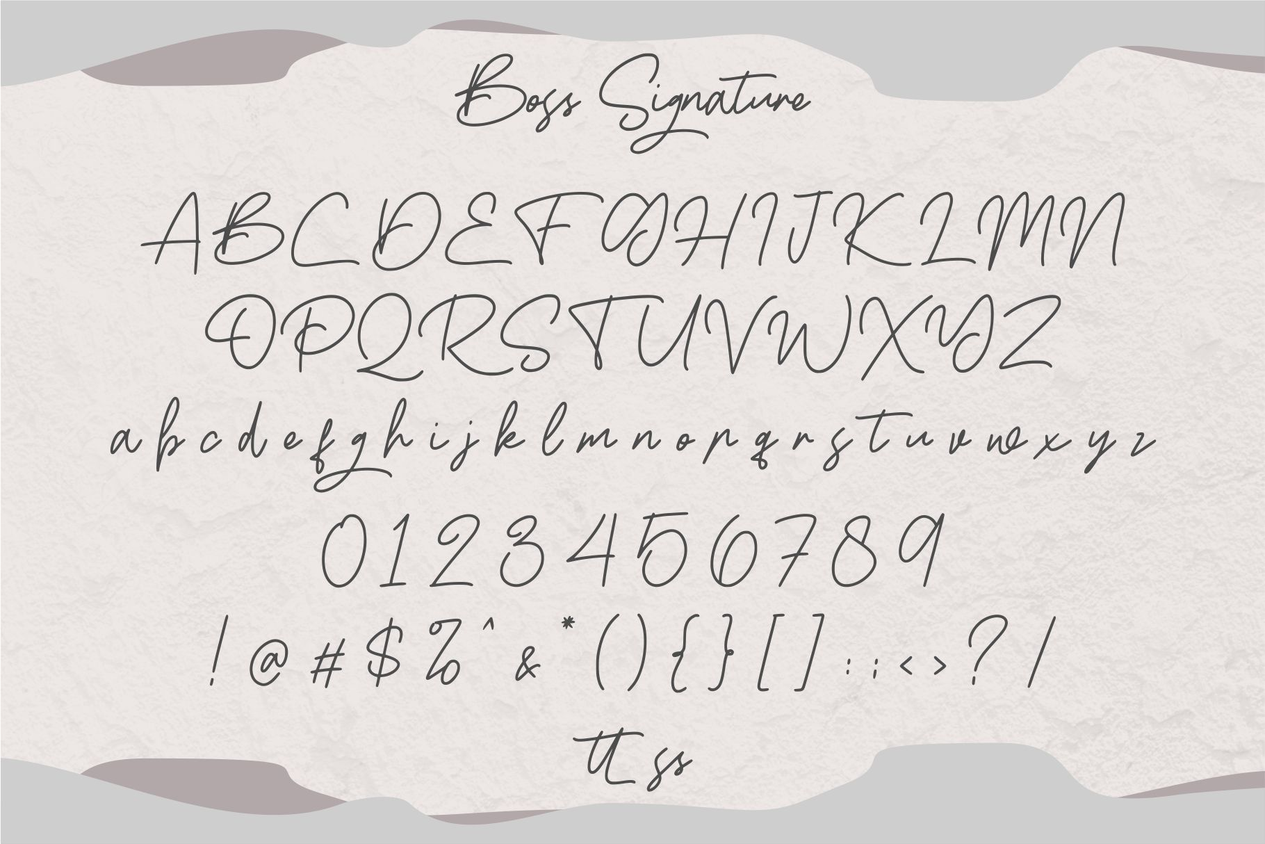 Boss Signature example image 7