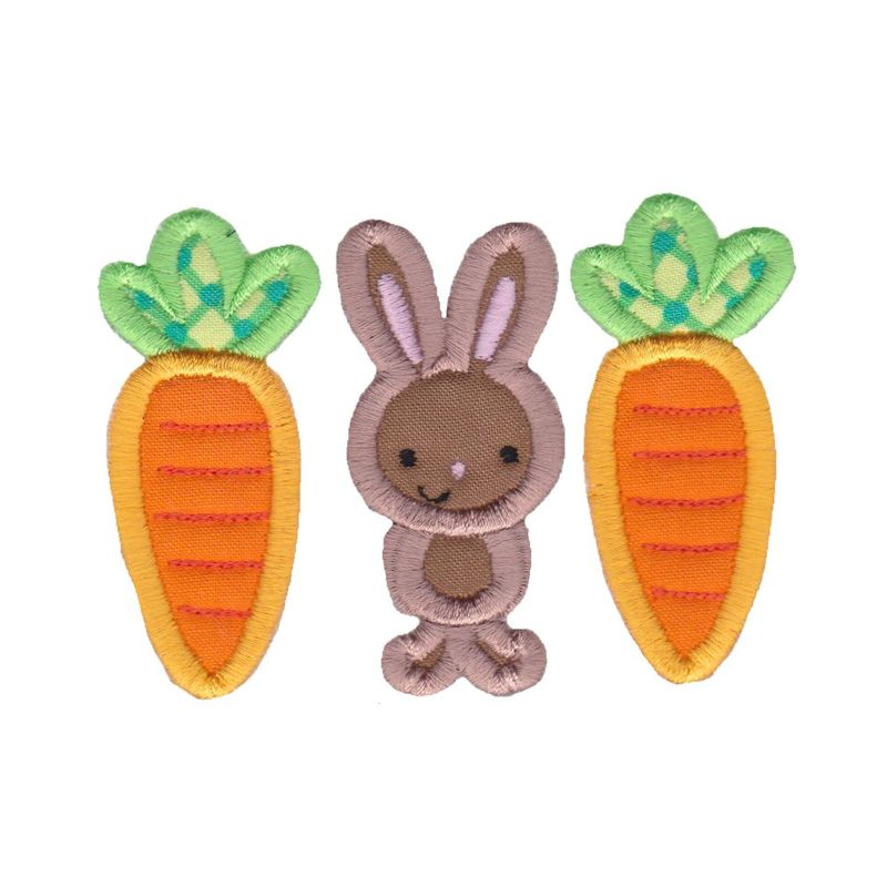 Easter Applique Too - 16 Machine Embroidery Designs example image 4