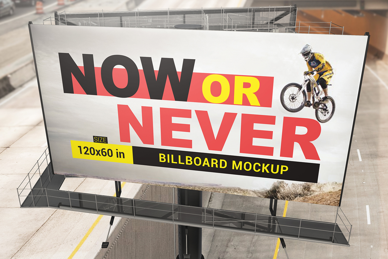 Billboard Mockups example image 8