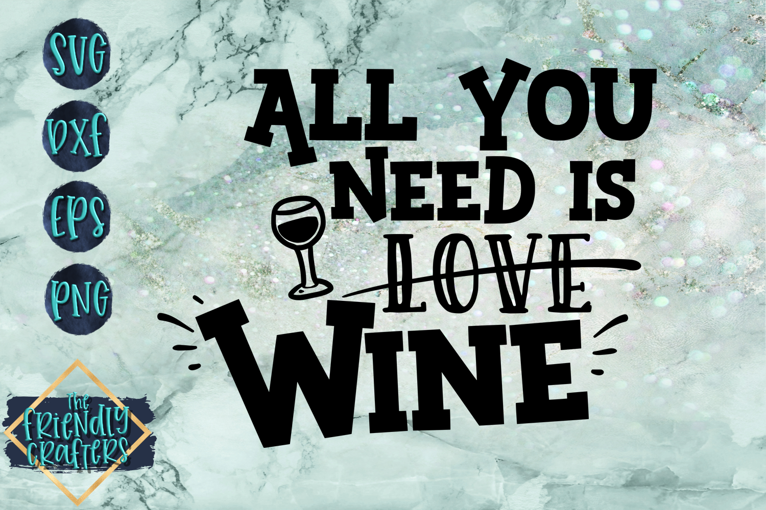 All You Need Is Wine example image 2