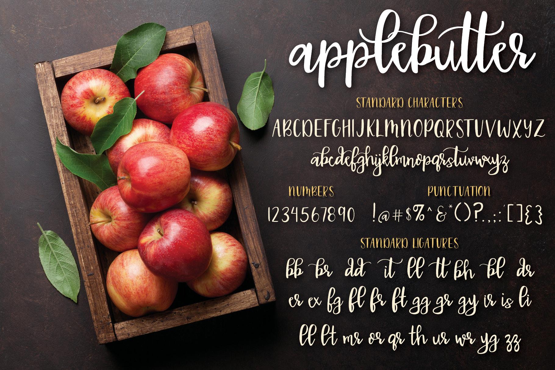Applebutter Script example image 2