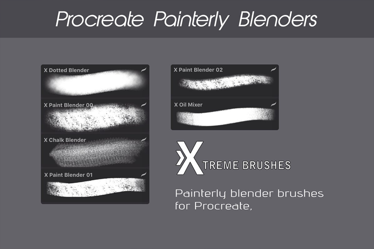 Procreate Blenders example image 2