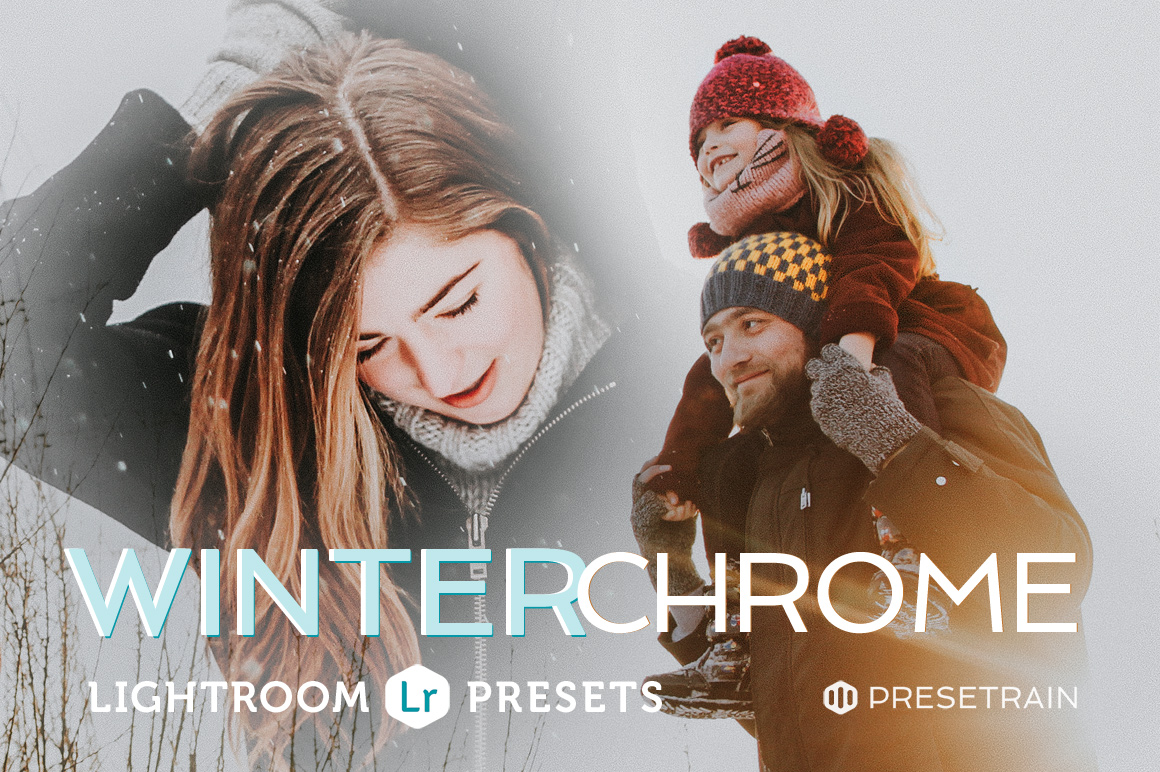 WinterChrome Lightroom Presets example image 1