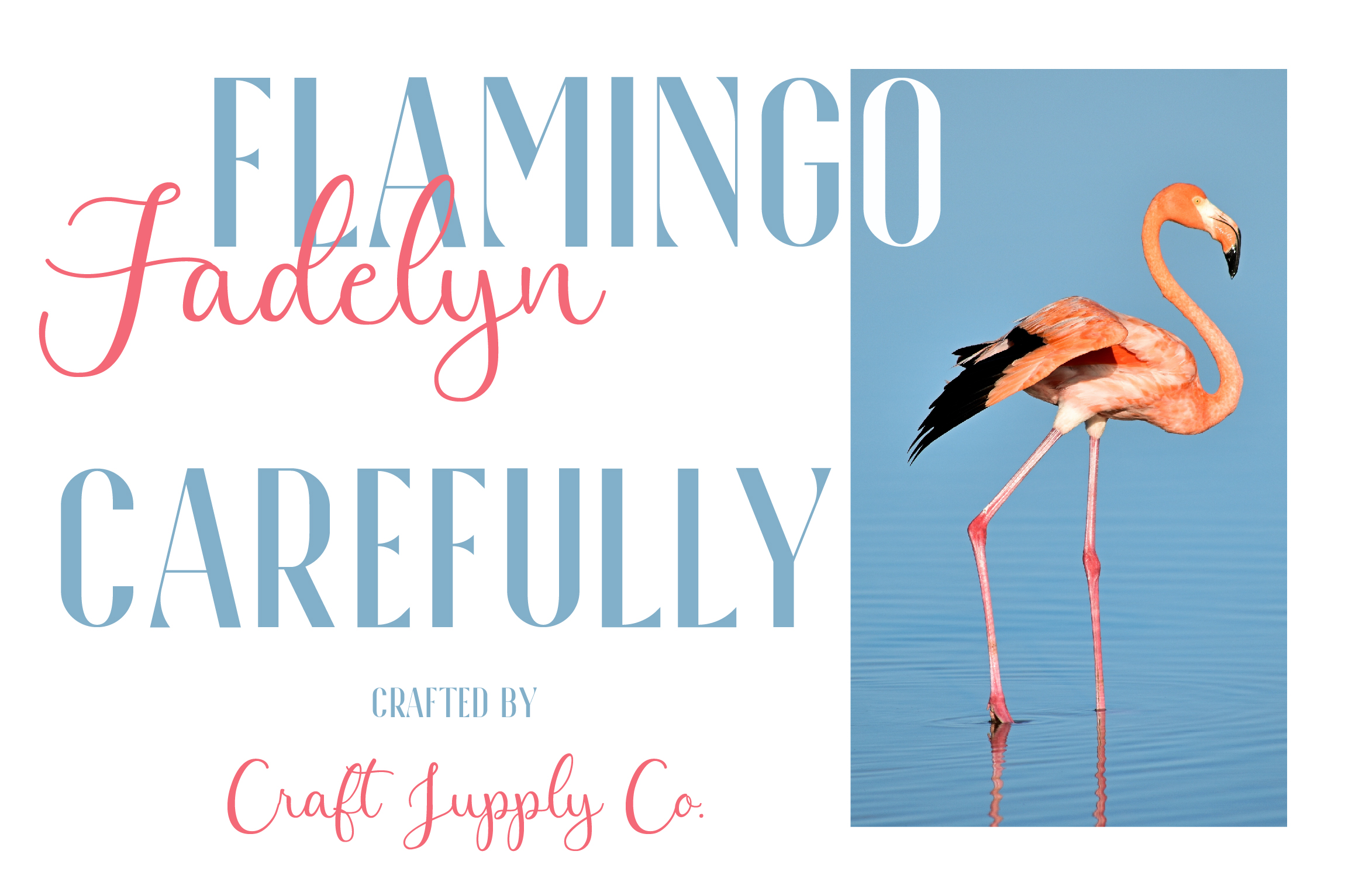 Fadelyn - Font Duo example image 12