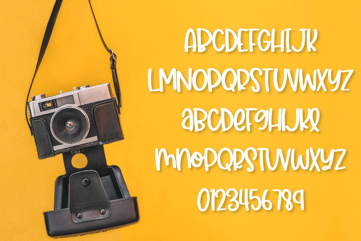 Meh Monday - A lovely hand lettered type example image 4
