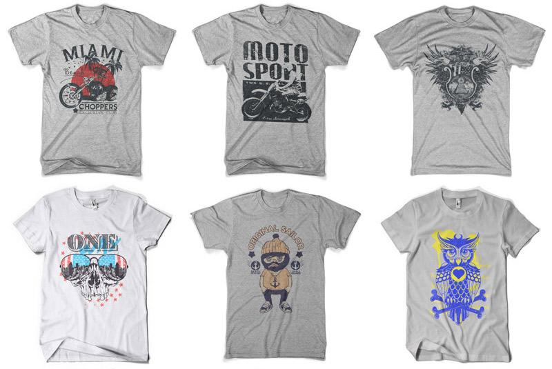100 Premium T-shirt Designs example image 11