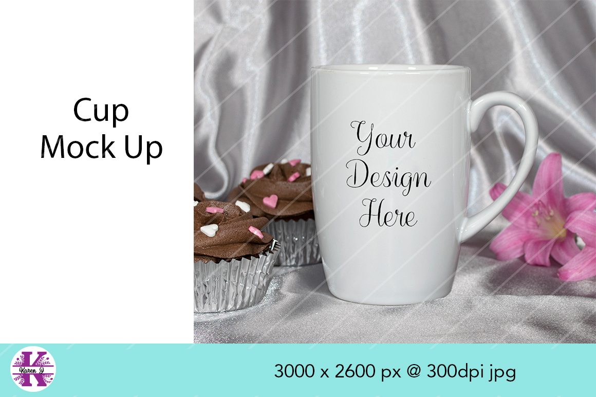 Cup Mock Up example image 1