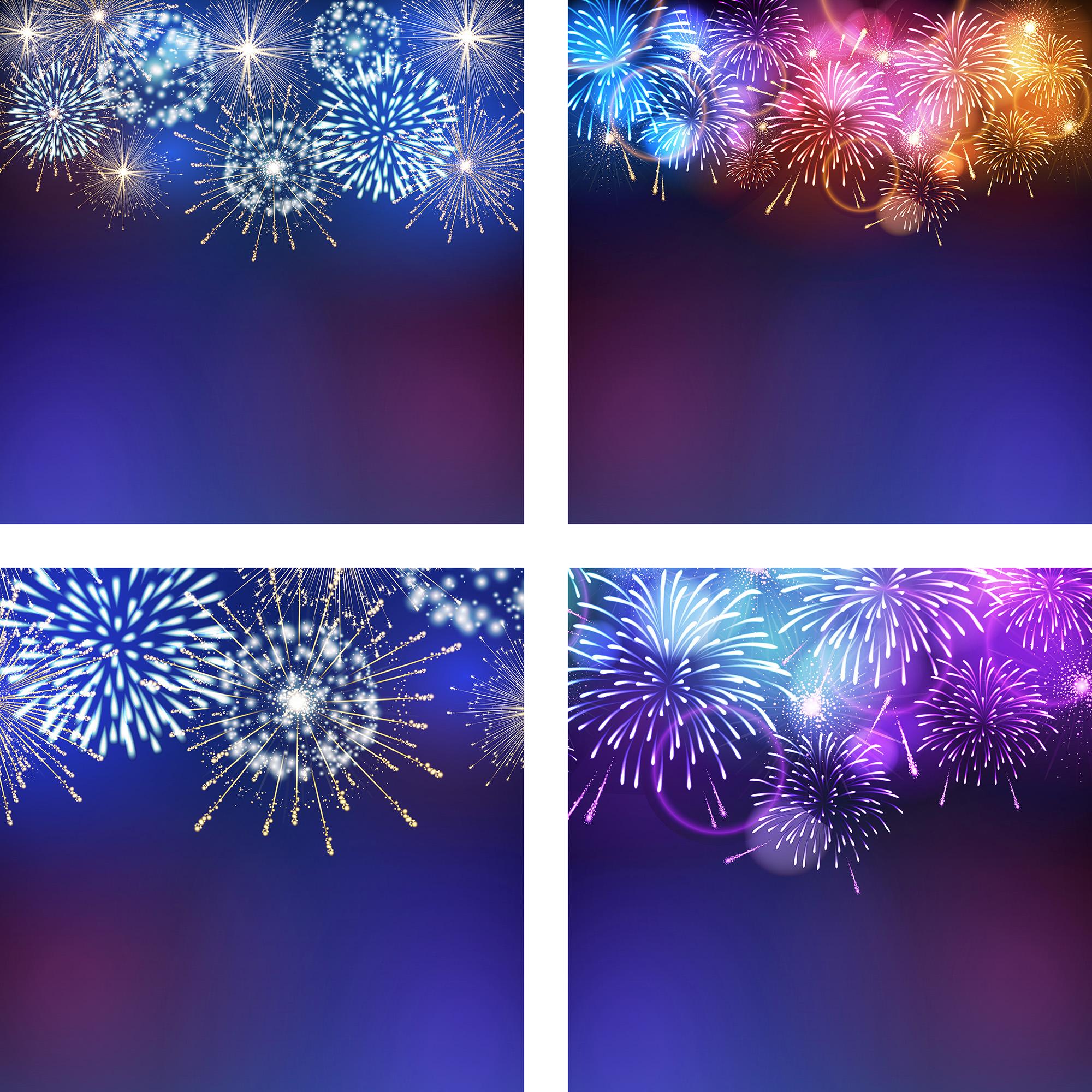 Fireworks Digital Paper example image 3