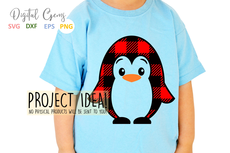 Plaid Penguin design example image 5