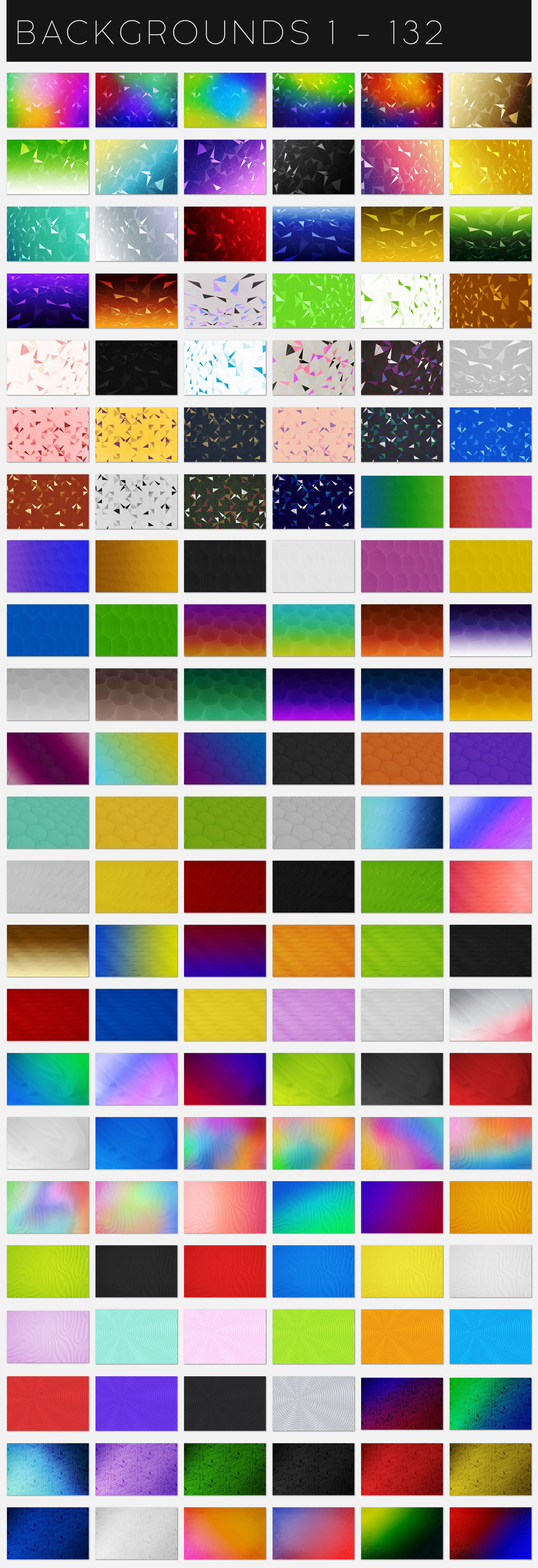 Abstract Backgrounds Volume 1 example image 12