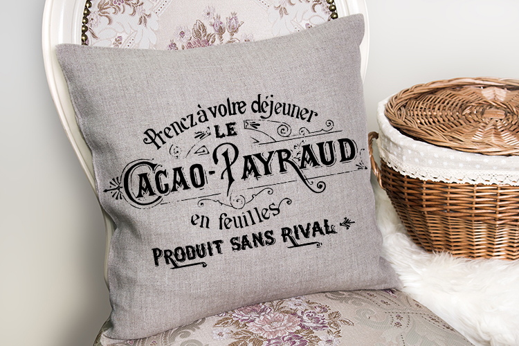 Vintage Bundle PNG, EPS, SVG Vector French Graphics example image 12