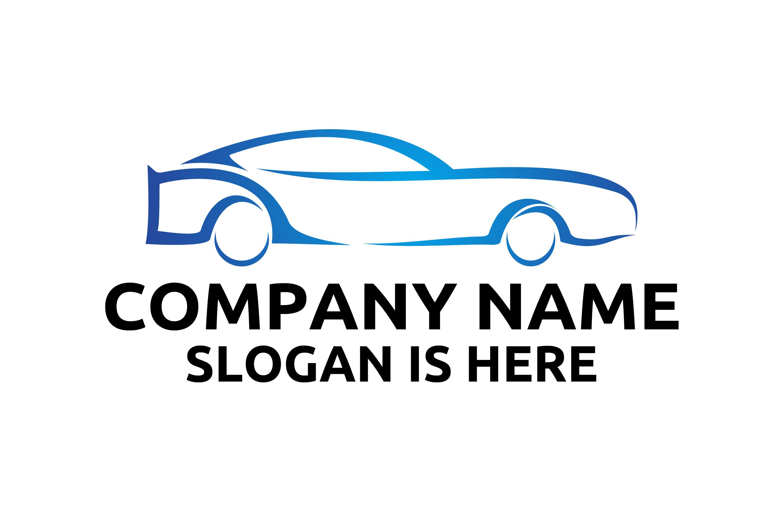 sport car logo, automotive vector logo design example image 2