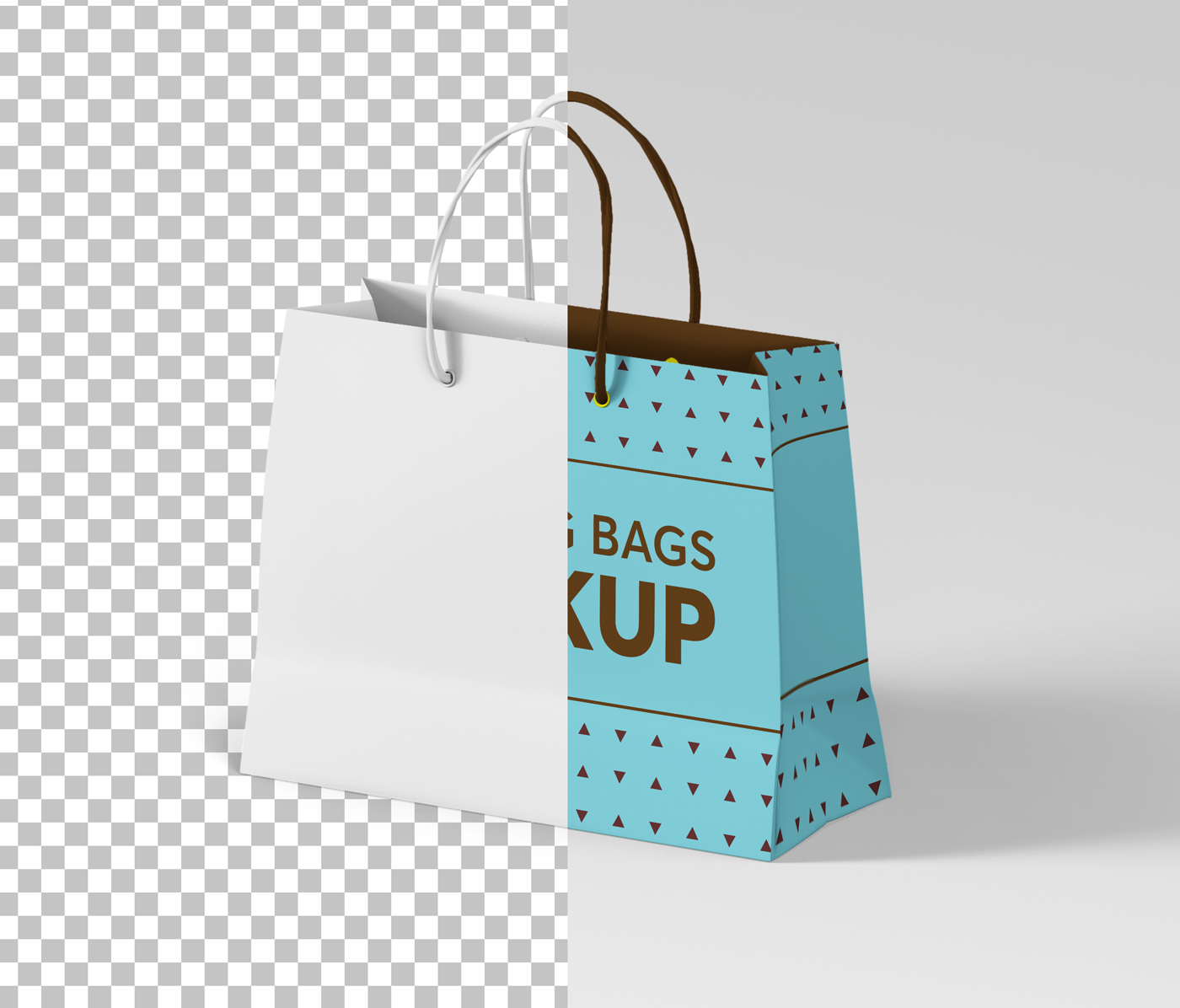Shopping Bag Mockups V2 example image 5