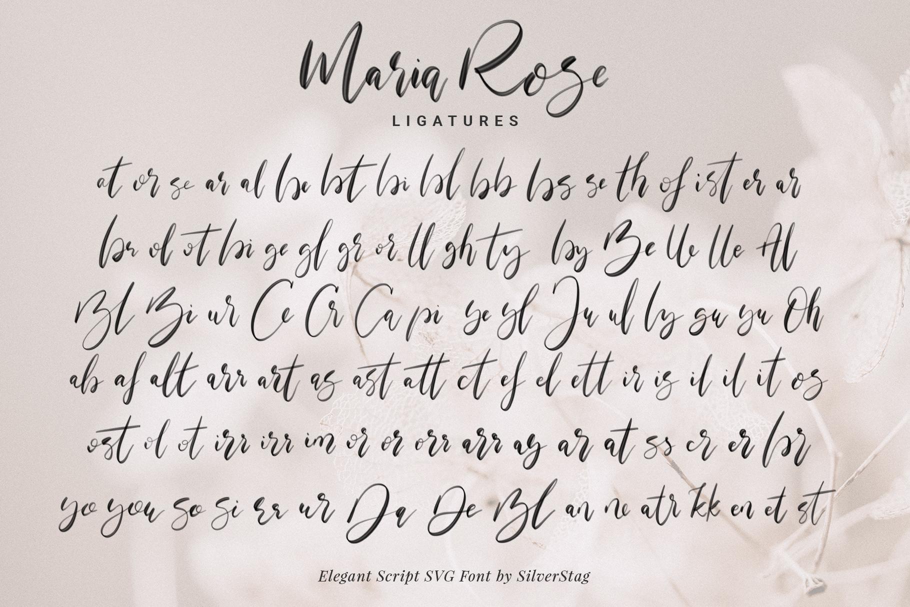 Maria Rose  example image 8