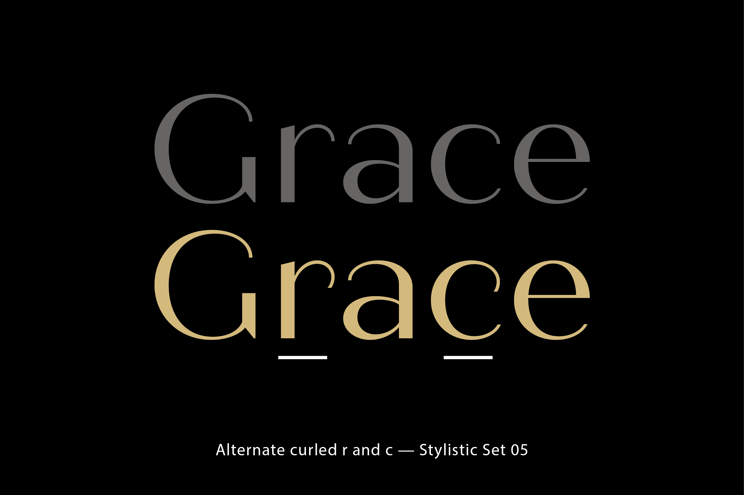 Quiche Sans Font Family example image 5