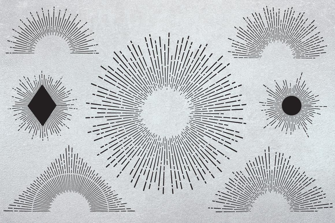Sunburst collection example image 2