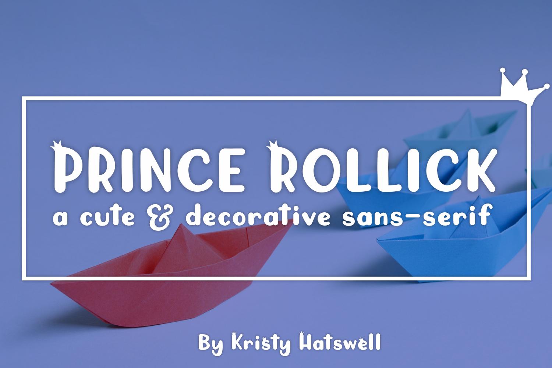 Prince Rollick example image 1