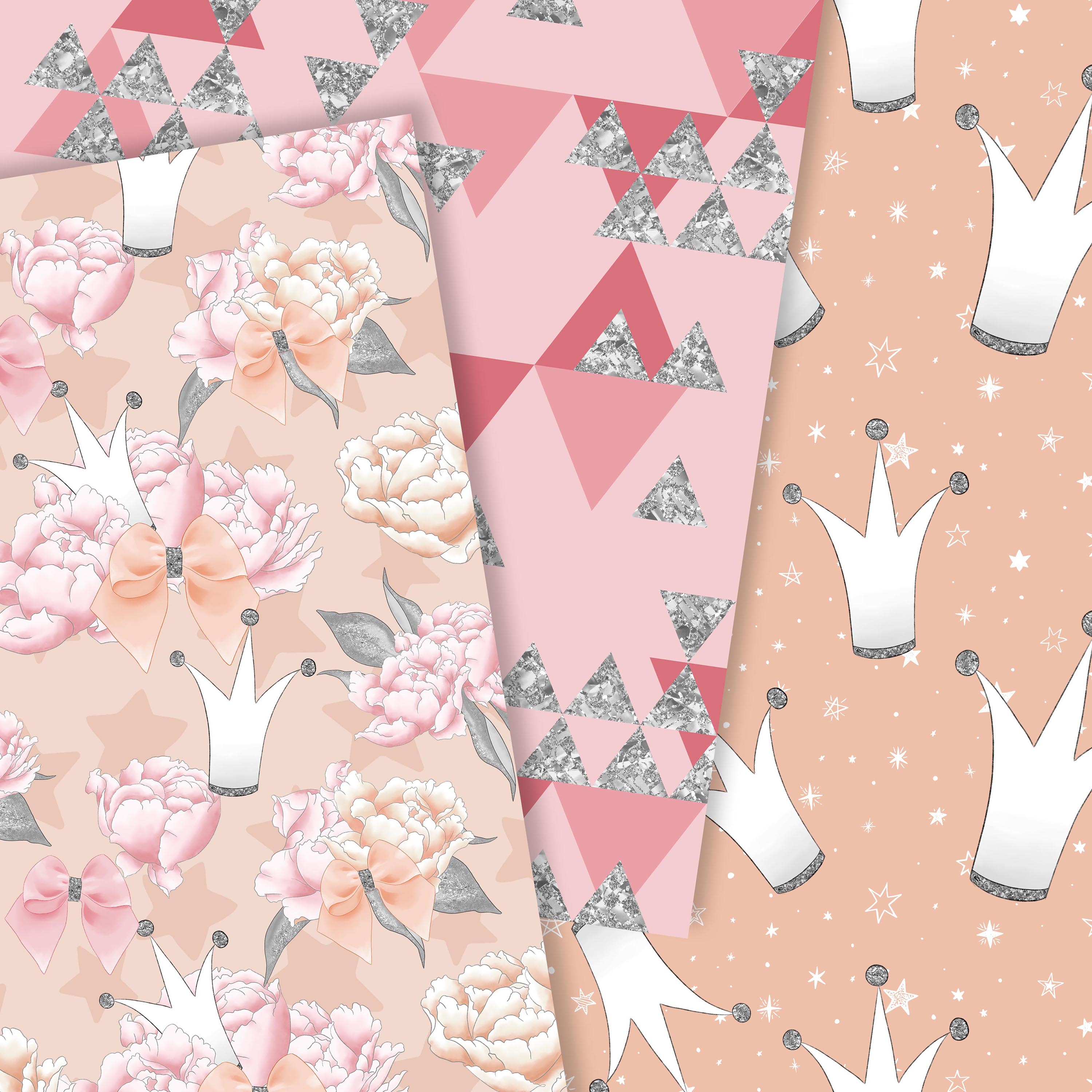 Wild swans patterns example image 4