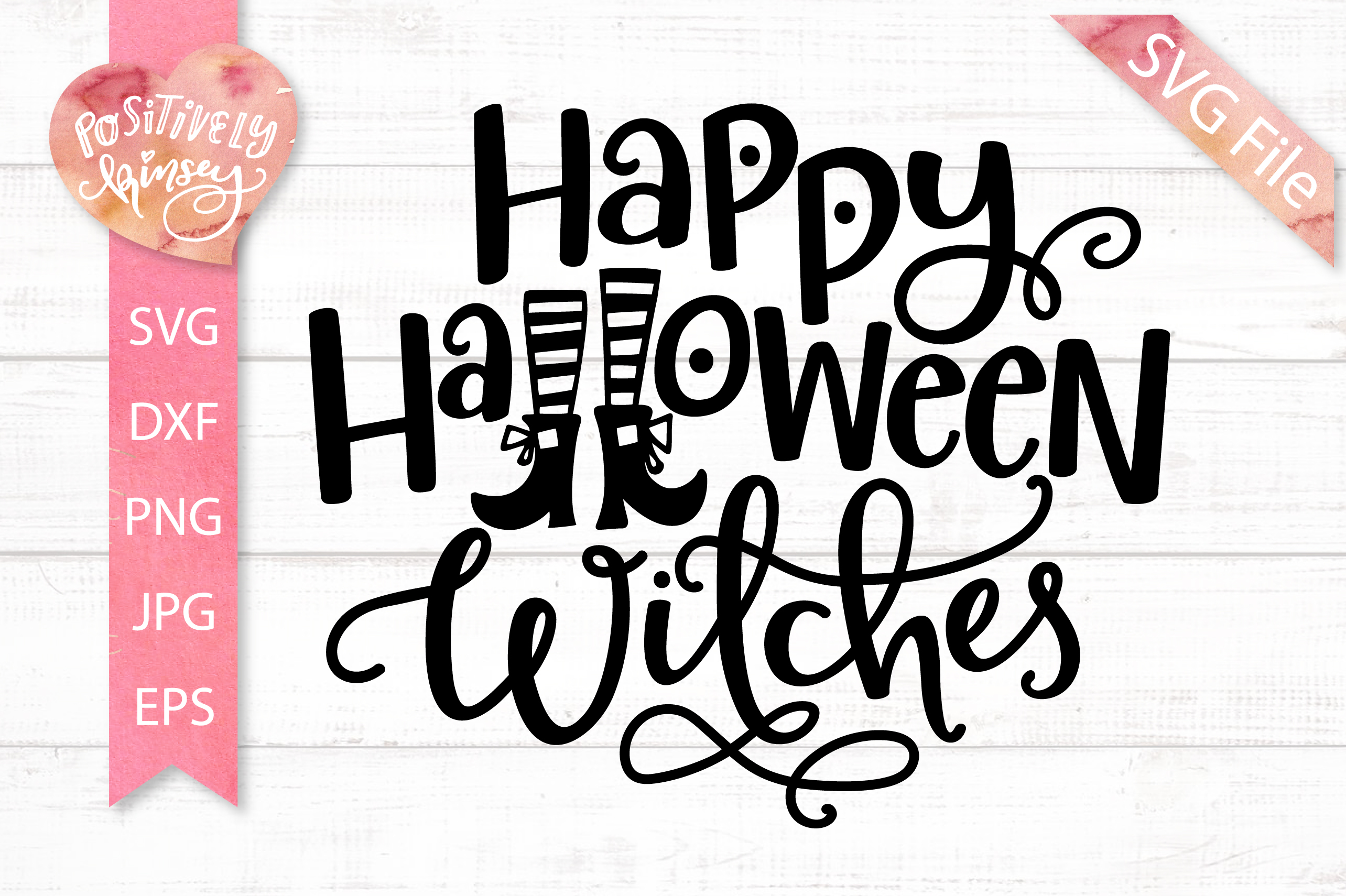 The Little Witch SVG Bundle, Halloween SVG DXF PNG EPS Files example image 10