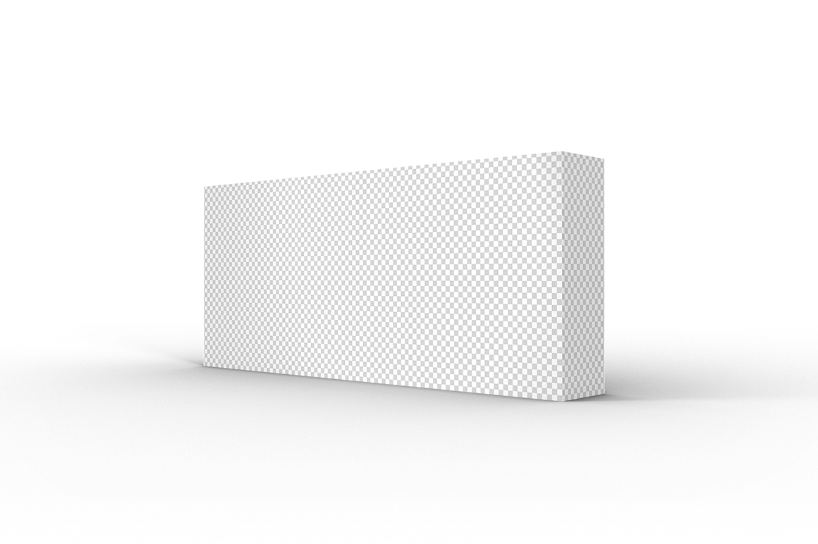 7.3.1 Simple 3D Box Mockup PSD example image 2