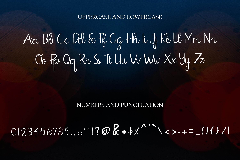 Billbo Script Font example image 7