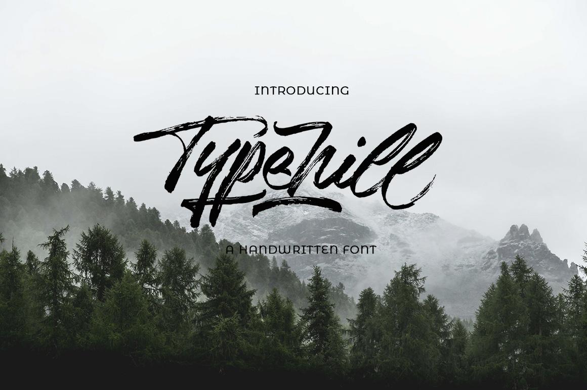 Typehill example image 1