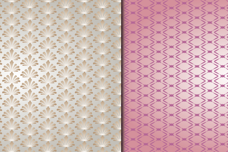 Ornamental Digital Papers example image 3
