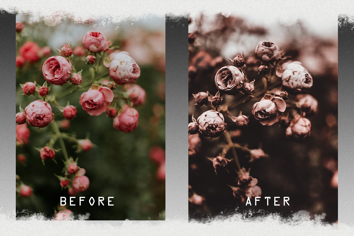 Nude presets for mobile and PC photo filter, photo effect example image 8