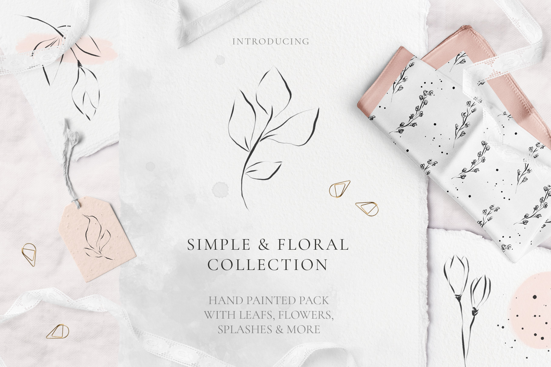 Simple & Floral Collection example image 1
